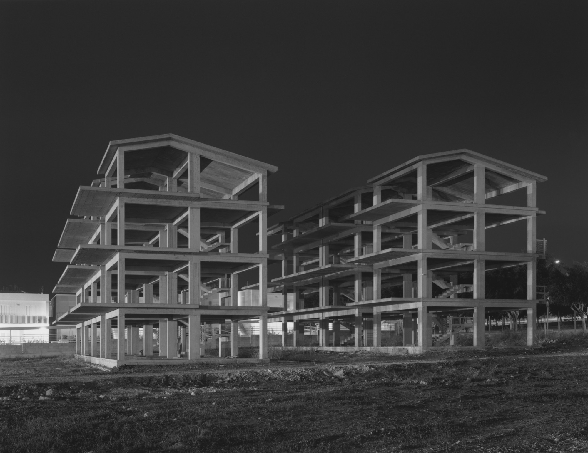 Are Abandoned Constructions the Ruins of Modernity?, © Sam Laughlin