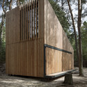 lake cabin    fam architekti   feilden mawson