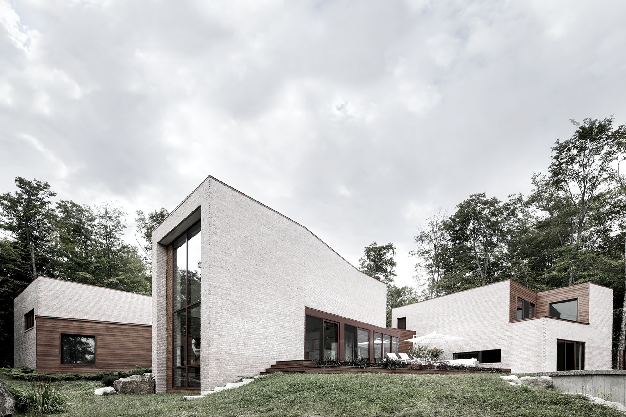 Les Elfes / Alain Carle Architecte, © Adrien Williams