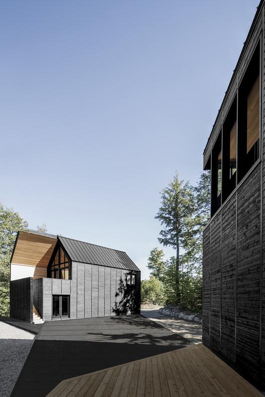 Les marais alain carle architecte archdaily for Alain elie architecte