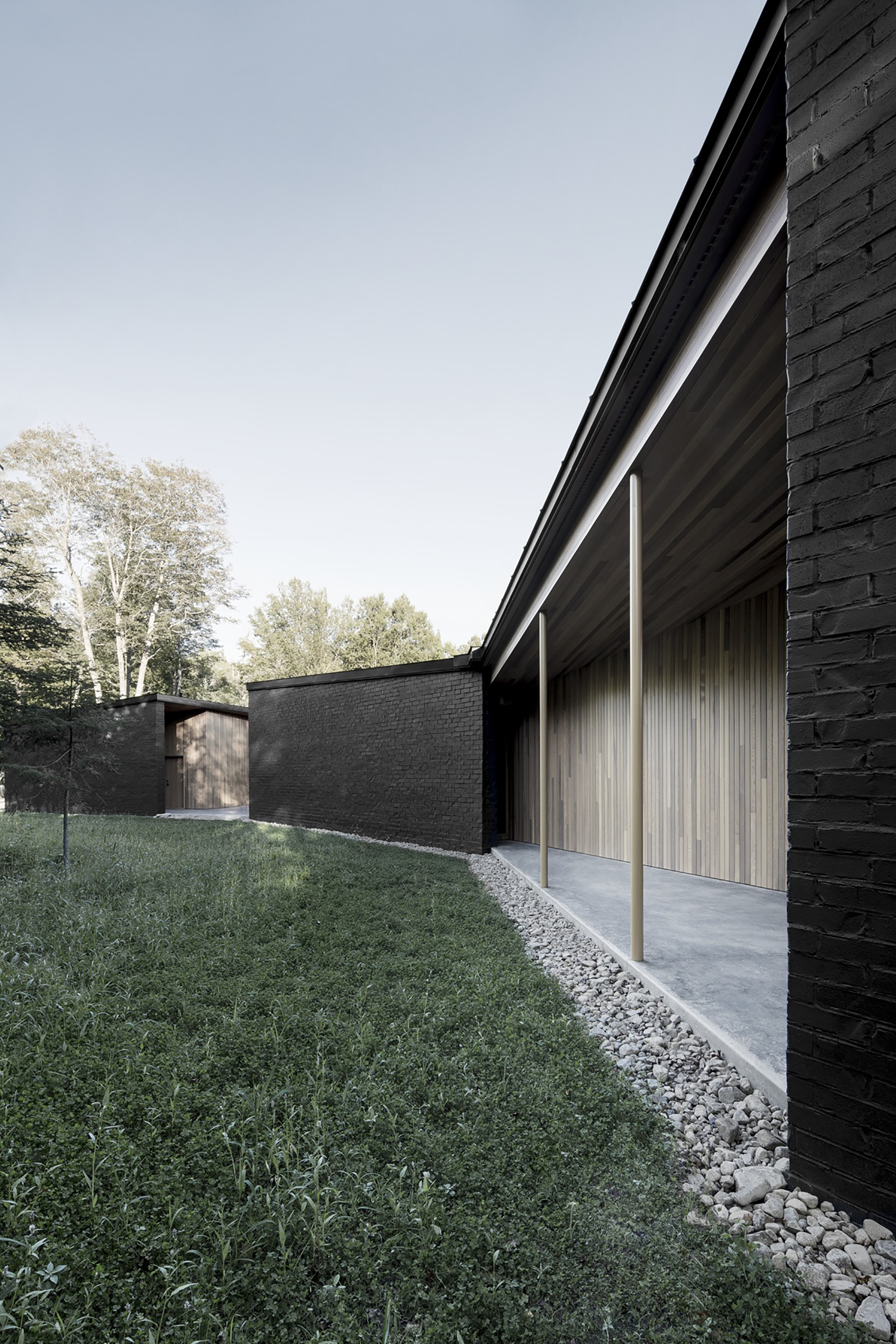 Gallery of Screen House / Alain Carle Architecte - 6