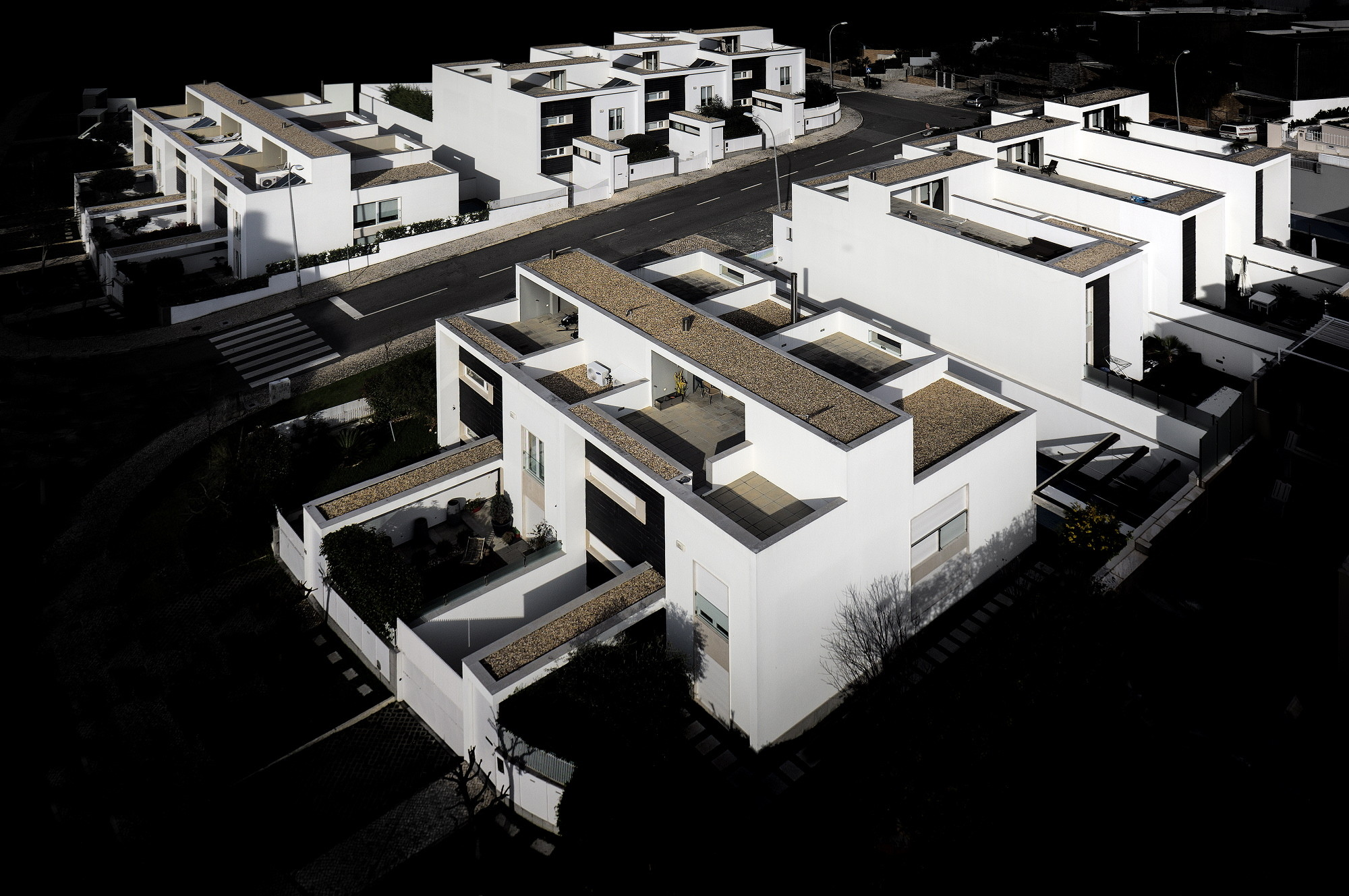 11 Houses in Murtal / ARX, © Fernando Guerra | FG+SG