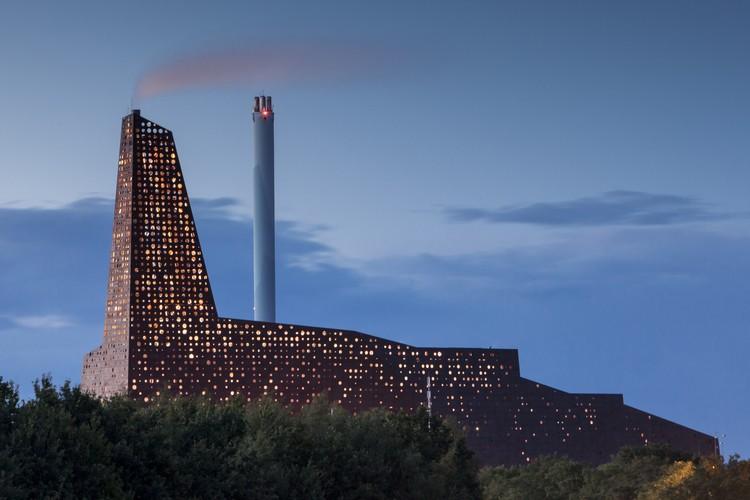 Línea de Incineración en Roskilde / Erick van Egeraat, © Tim Van de Velde