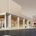 Proposta para Novoperedelkino por Variant Studio. Imagem © Palast Architekts