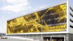 Complexity Via Simplicity: Urbana's Parking Structure Facade