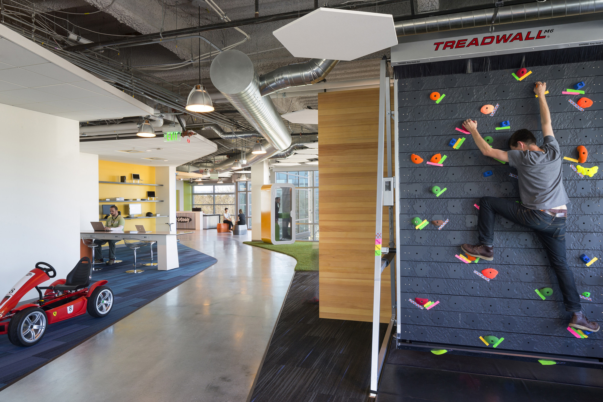 Gallery Of Godaddy Silicon Valley Office Des Architects