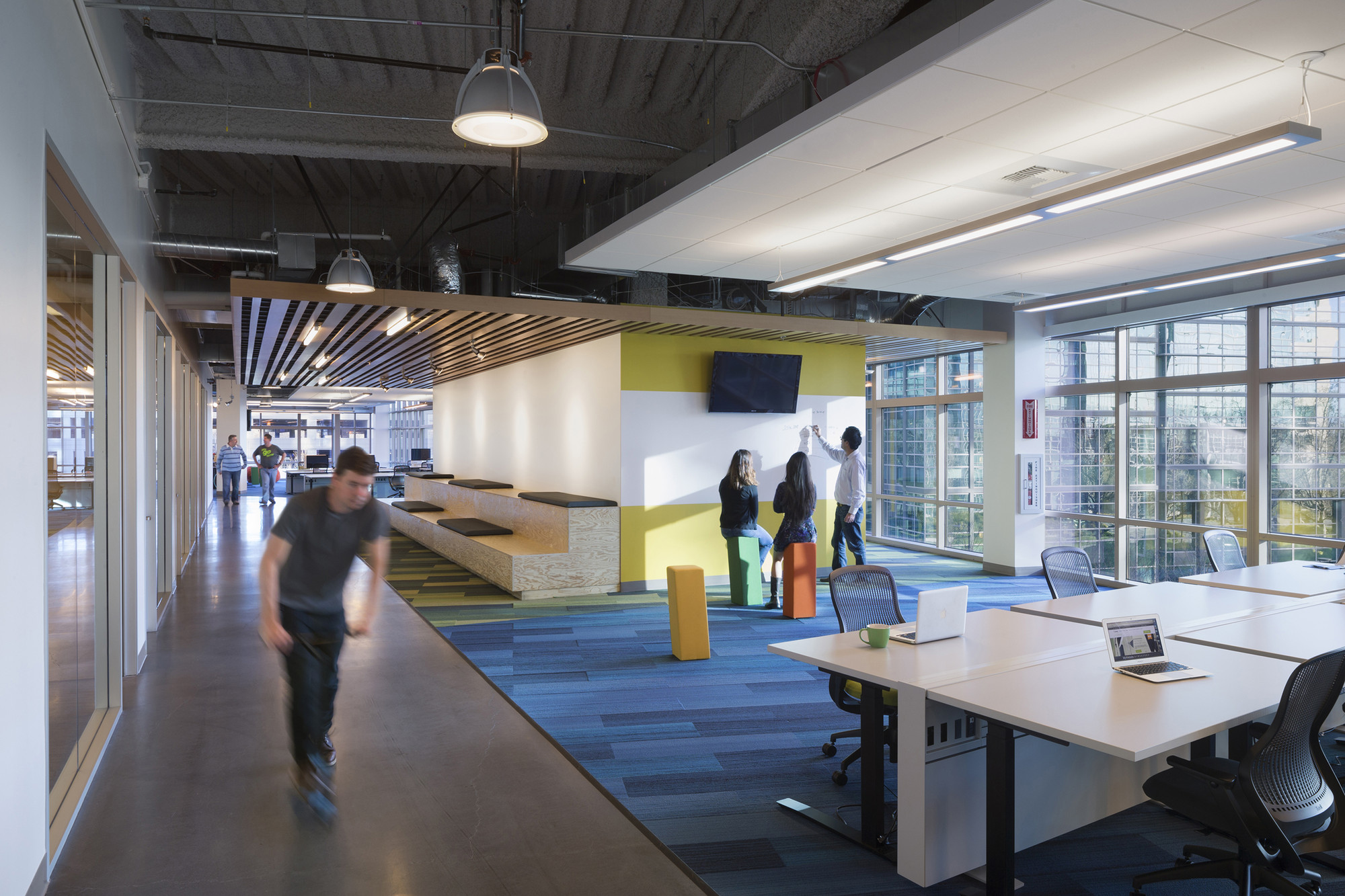 twitter doubles silicon valley office. godaddy silicon valley office des architects engineers twitter doubles