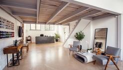 Oficina Poszetka & Showroom / Grzegorz Layer