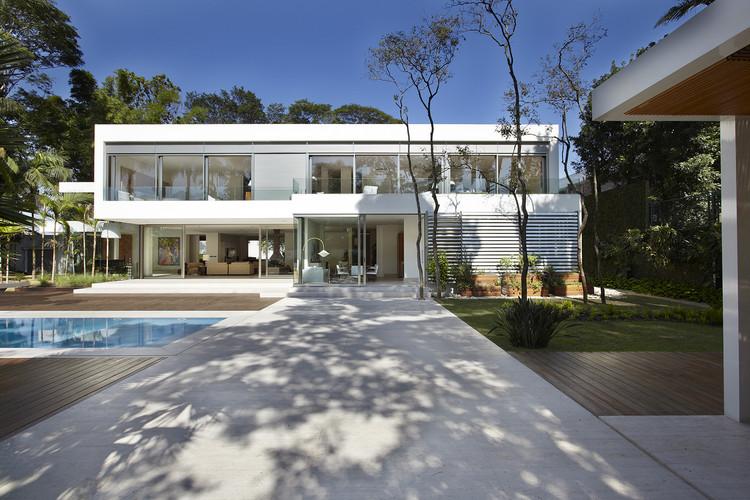Residência Morumbi  /  Drucker Arquitetos Associados, © João Ribeiro