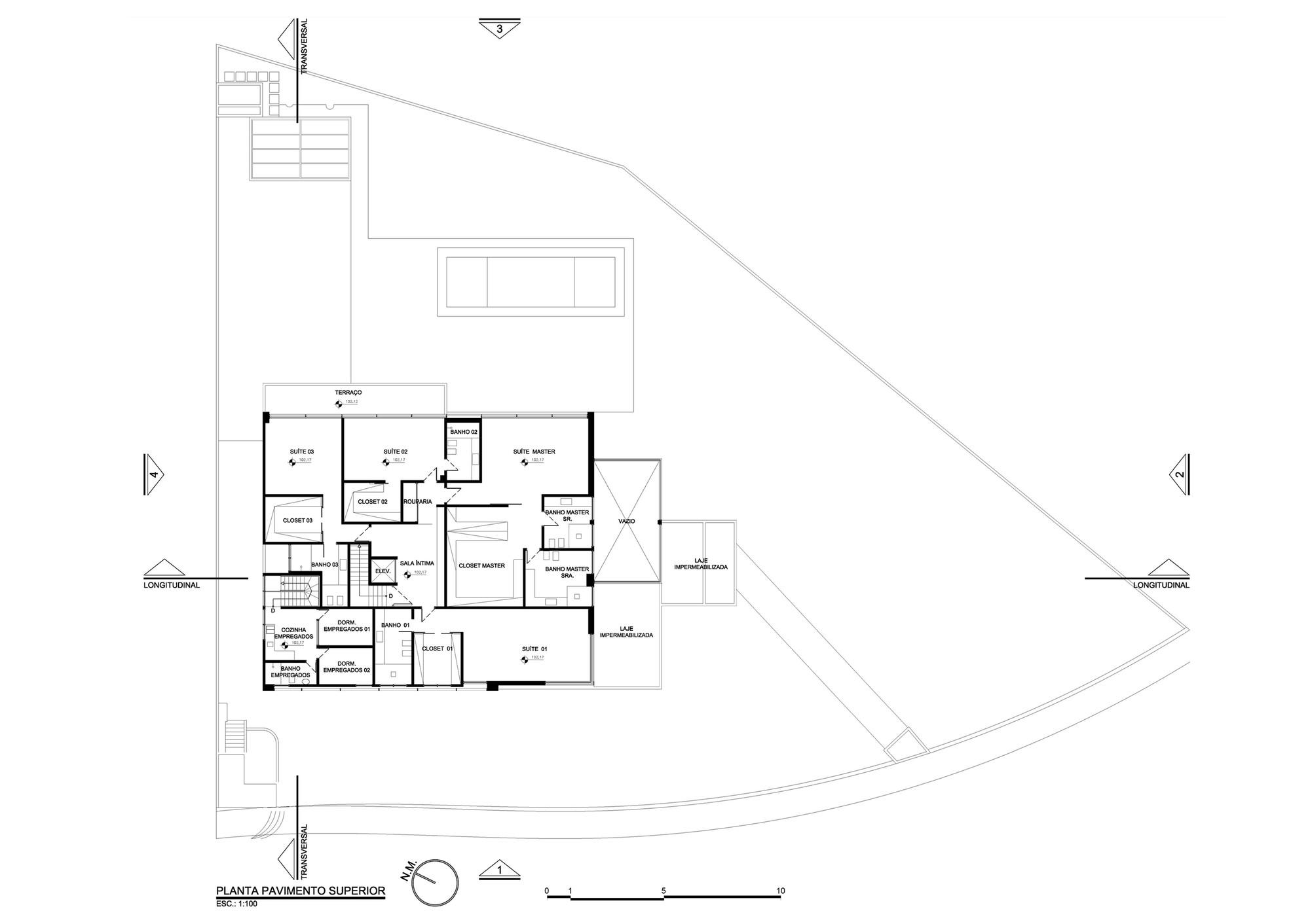 Morumbi Residence / Drucker Arquitetos Associados