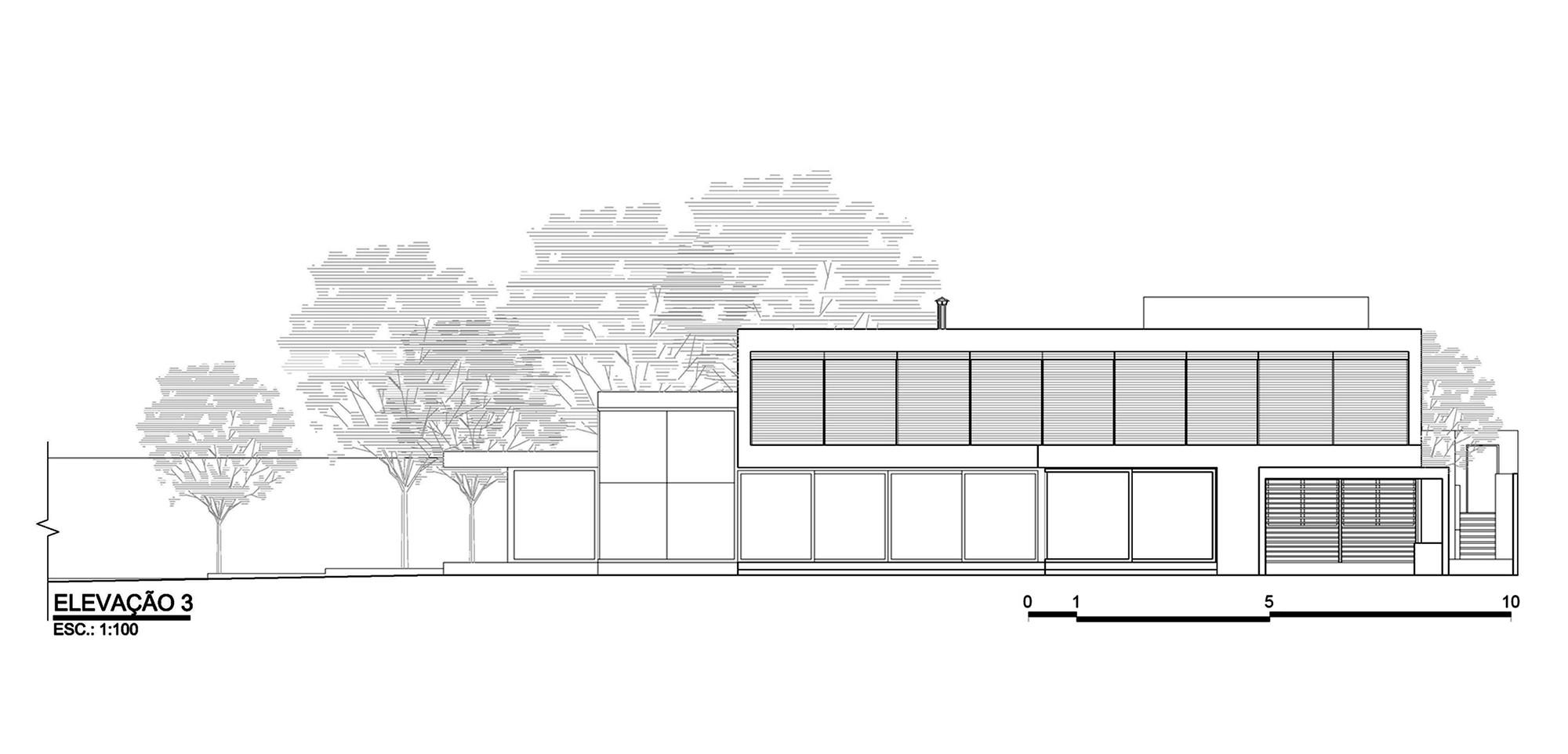 Residência Morumbi / Drucker Arquitetos Associados
