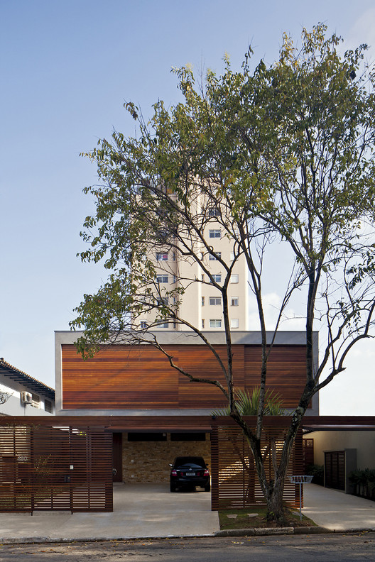 Vila Madalena House / Drucker Arquitetos Associados, © Leonardo Finotti