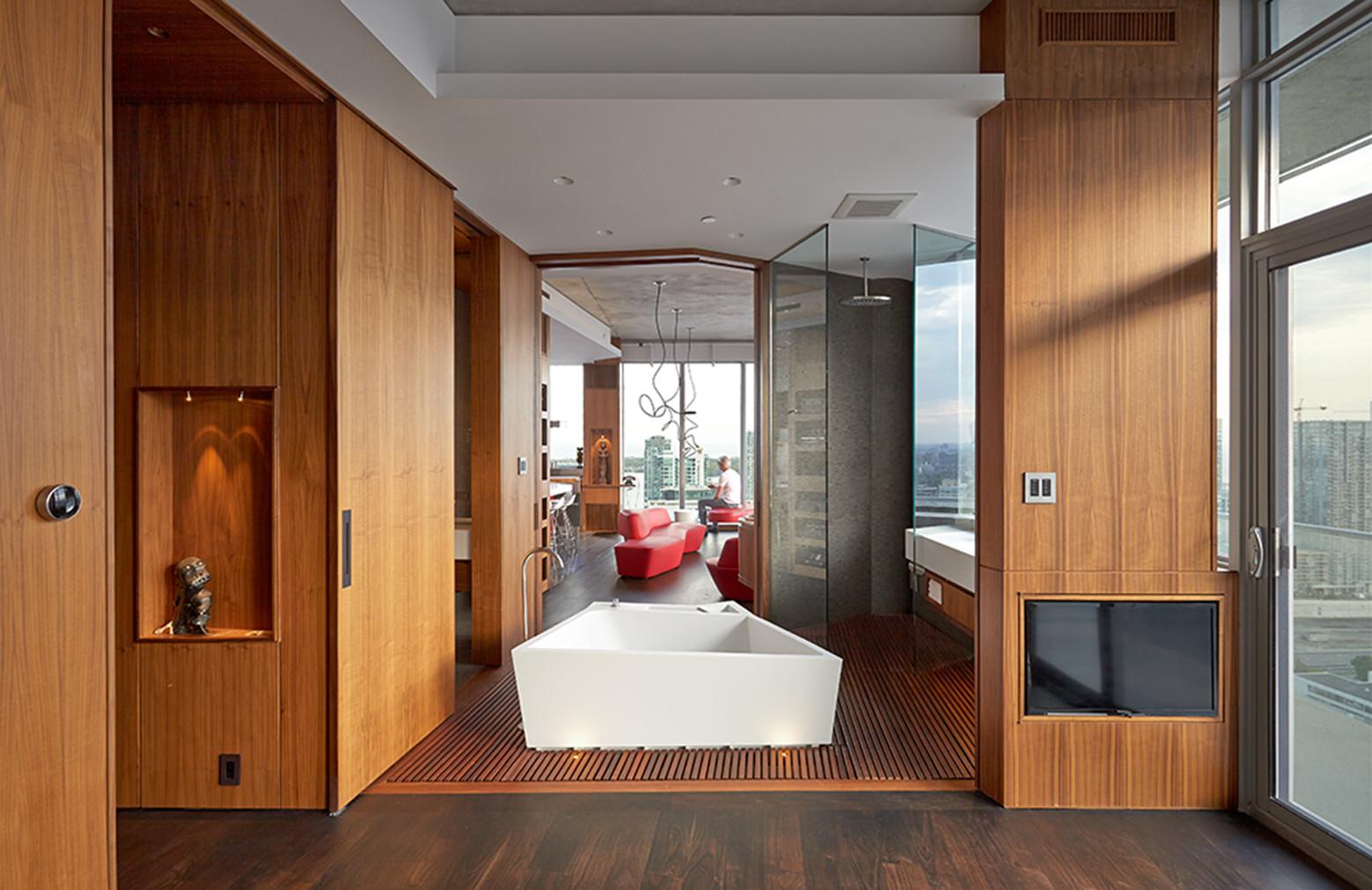 Residência Fichman  / regionalArchitects, © Terry Tourangeau