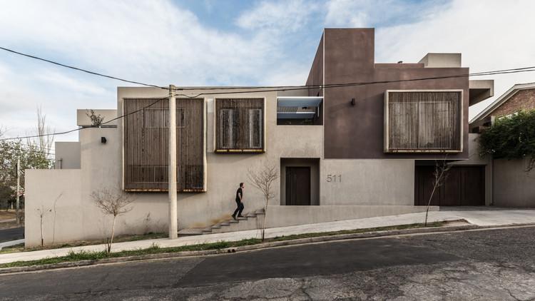 Casa y Loft / Tomás Bettolli, © Gonzalo Viramonte