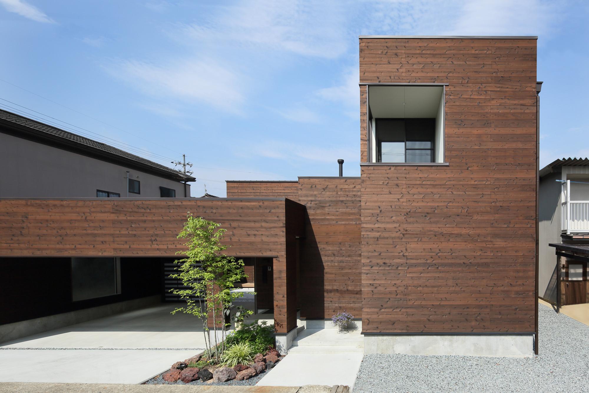 House In Fukuchiyama Arakawa Architects Amp Associates