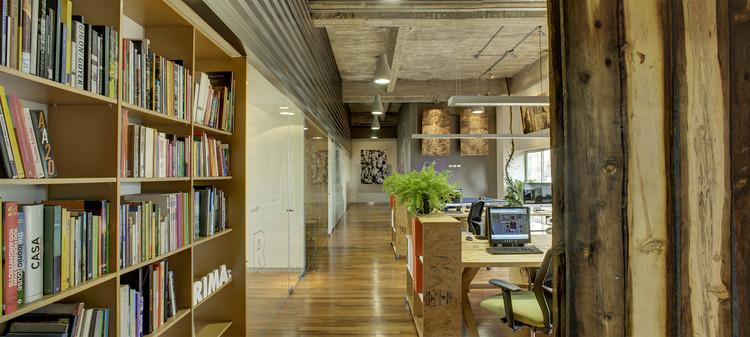 Oficinas RIMA / RIMA, © Frank Lynen