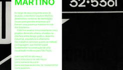 Design Total Cauduro Martino / Celso Longo