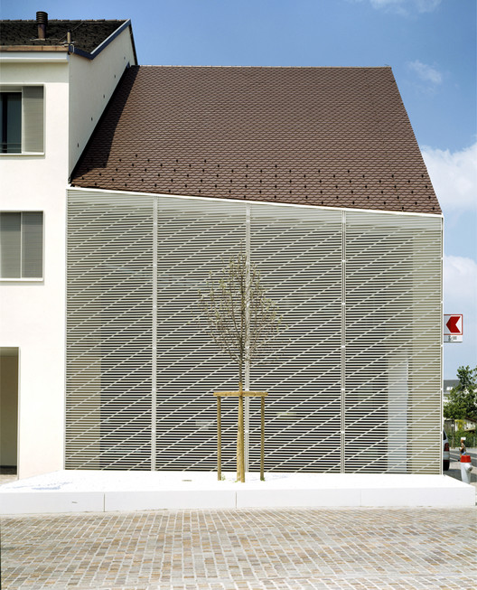 BLKB - Renovation and Extension / Nissen & Wentzlaff Architekten, © Ruedi Walti