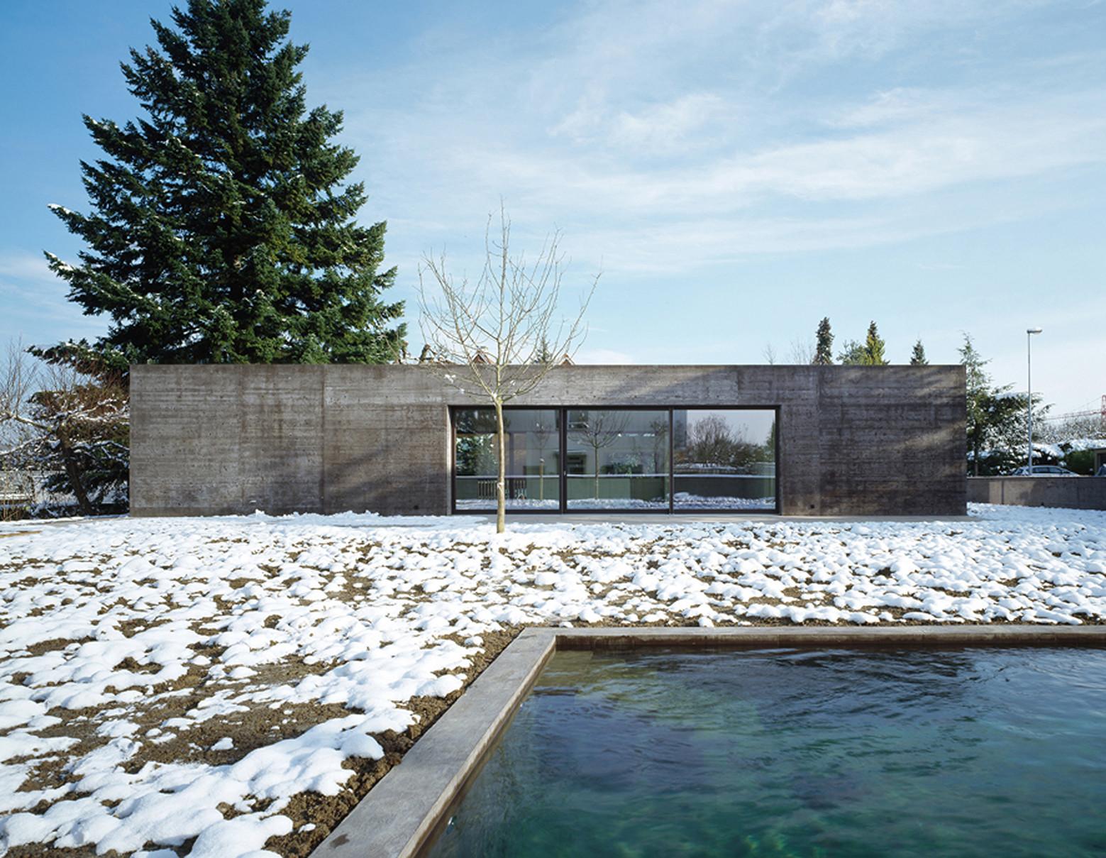 House Thommy / Nissen & Wentzlaff Architekten, © Ruedi Walti