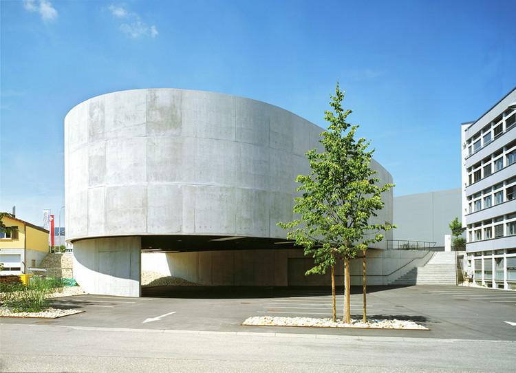 Laufen Forum / Nissen & Wentzlaff Architekten, © Ruedi Walti