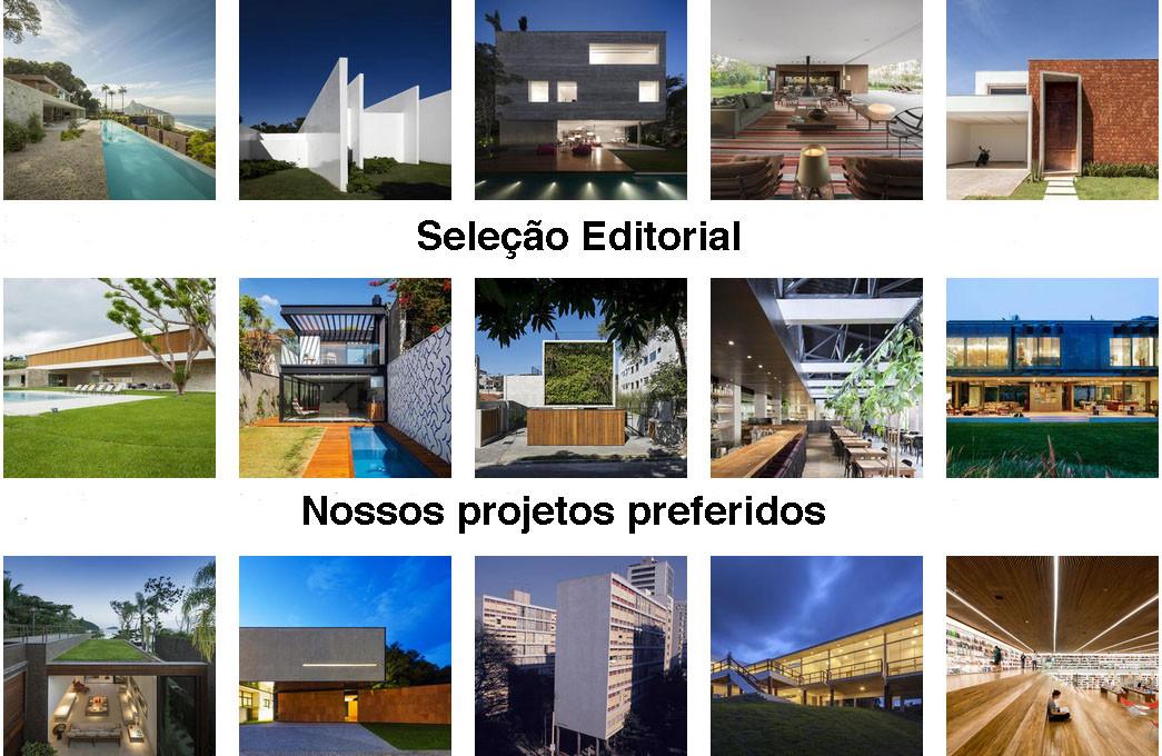 Seleção Editorial: Nossos projetos preferidos