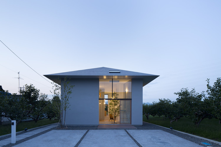 Casa en Ohno / Airhouse Design Office, © Toshiyuki Yano