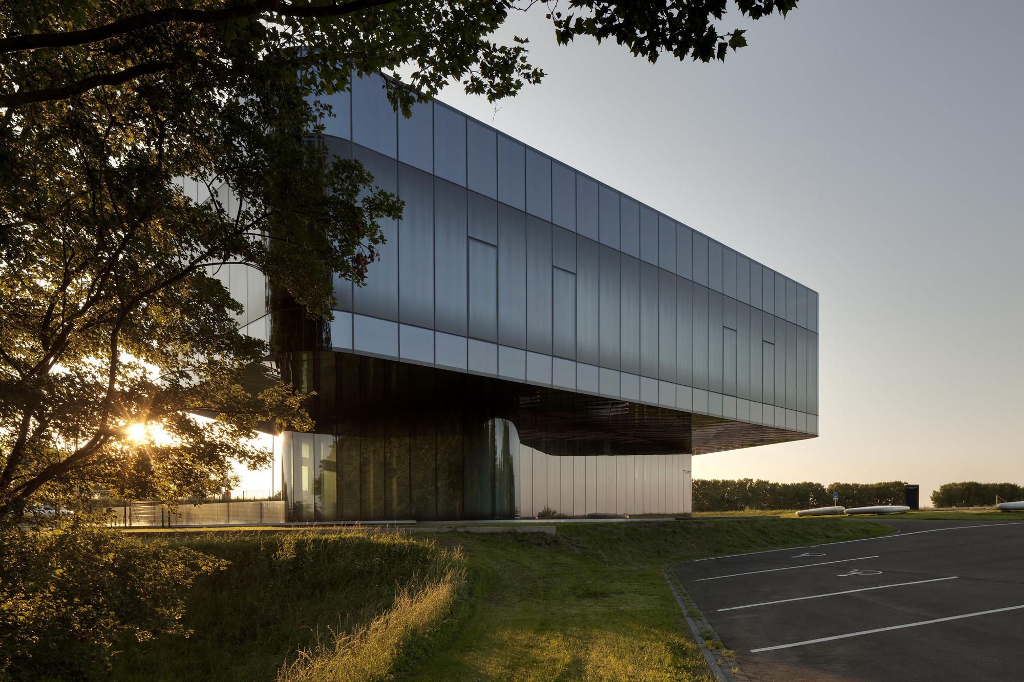 Sede Regiocentrale Zuid / Wiel Arets Architects, © Jan Bitter