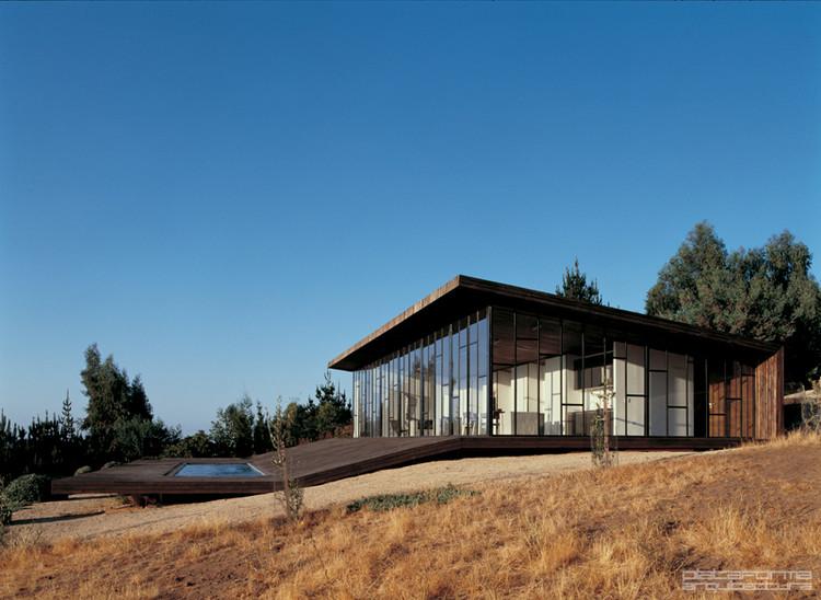 Casa Deck / Felipe Assadi & Francisca Pulido, © Cristobal Palma / Estudio Palma