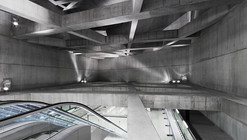 Twin Stations (Estaciones de metro, línea M4) / sporaarchitects