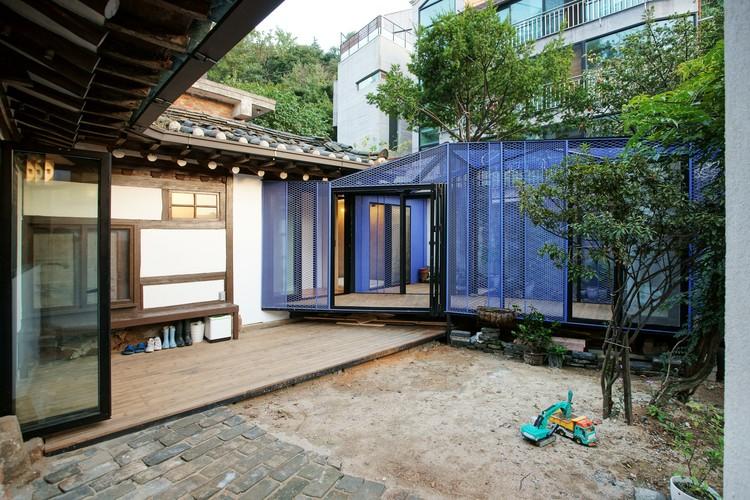 Casa Buam-dong / JYA-RCHITECTS, © Hwang  hyochel