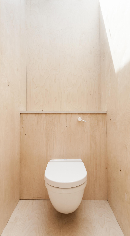 Gallery Of Plywood House Simon Astridge 26