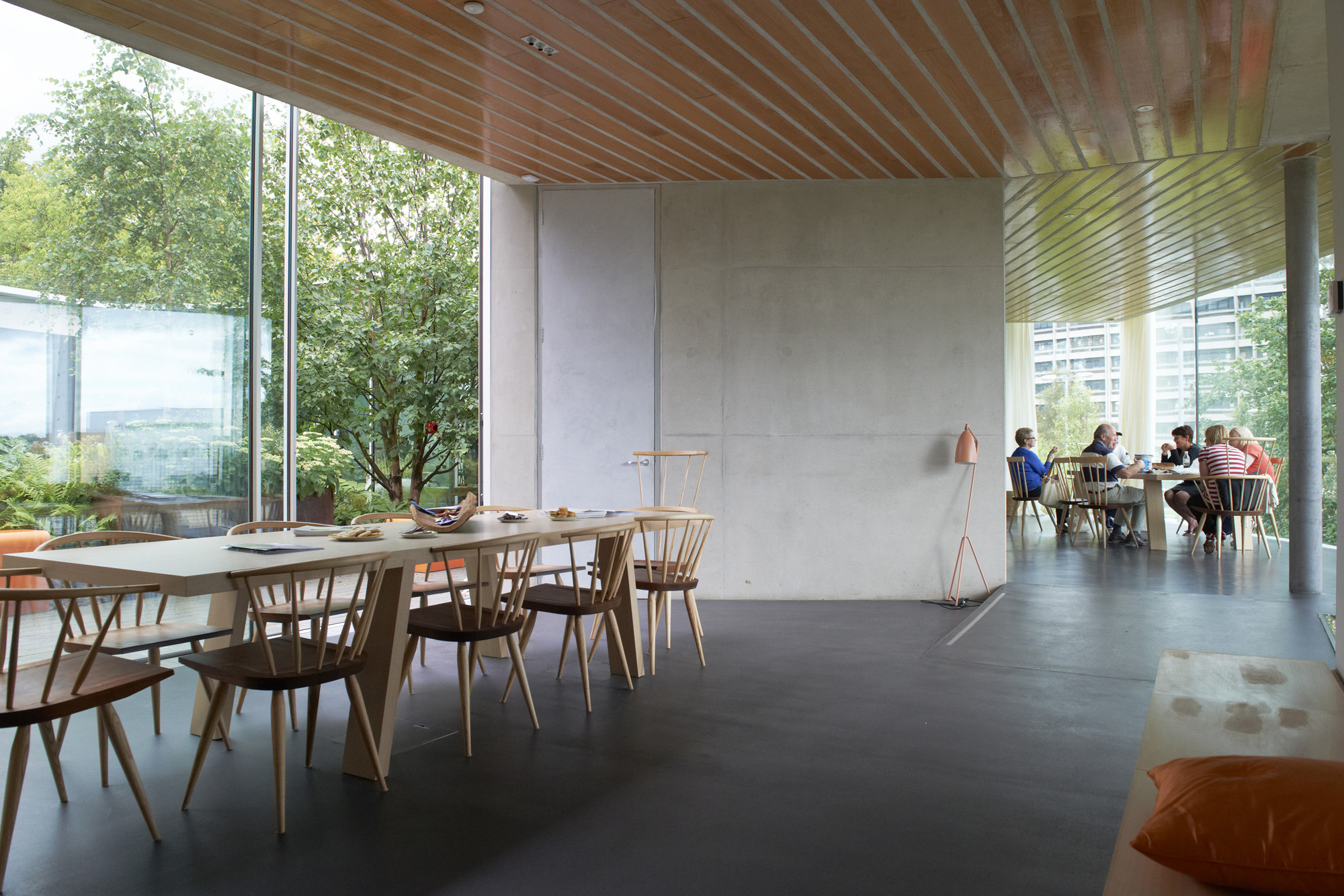 Design With Empathy: An Exhibit Honoring Maggie's Architecture of Cancer Care