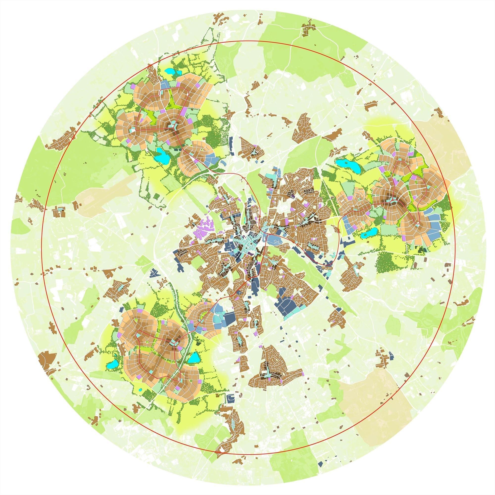 Richard Rogers habla en contra de las propuestas de ciudades jardín