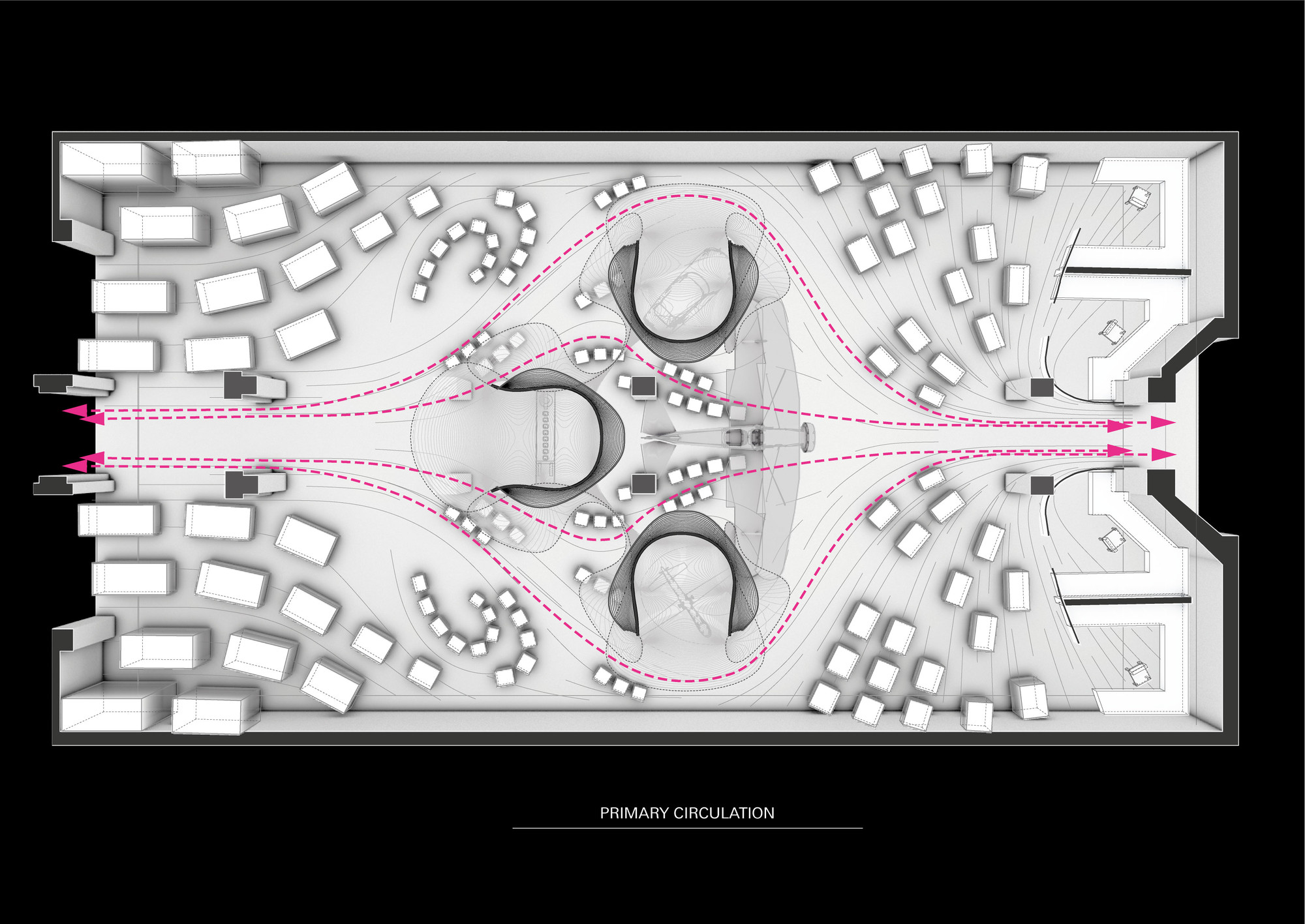 Gallery of london science museum taps zaha hadid to design maths london science museum taps zaha hadid to design maths galleryplan diagram image ccuart Images