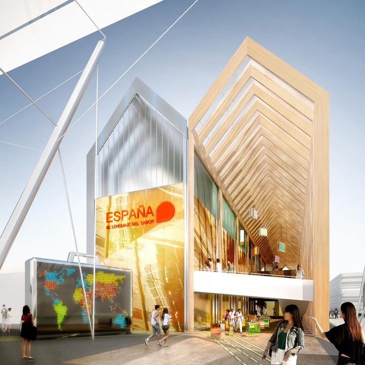 Expo Milán 2015: b720 Diseña el pabellón Español, inspirado en un invernadero., © b720 Arquitectos