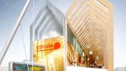 Spanish Pavilion / b720 Fermín Vázquez Arquitectos