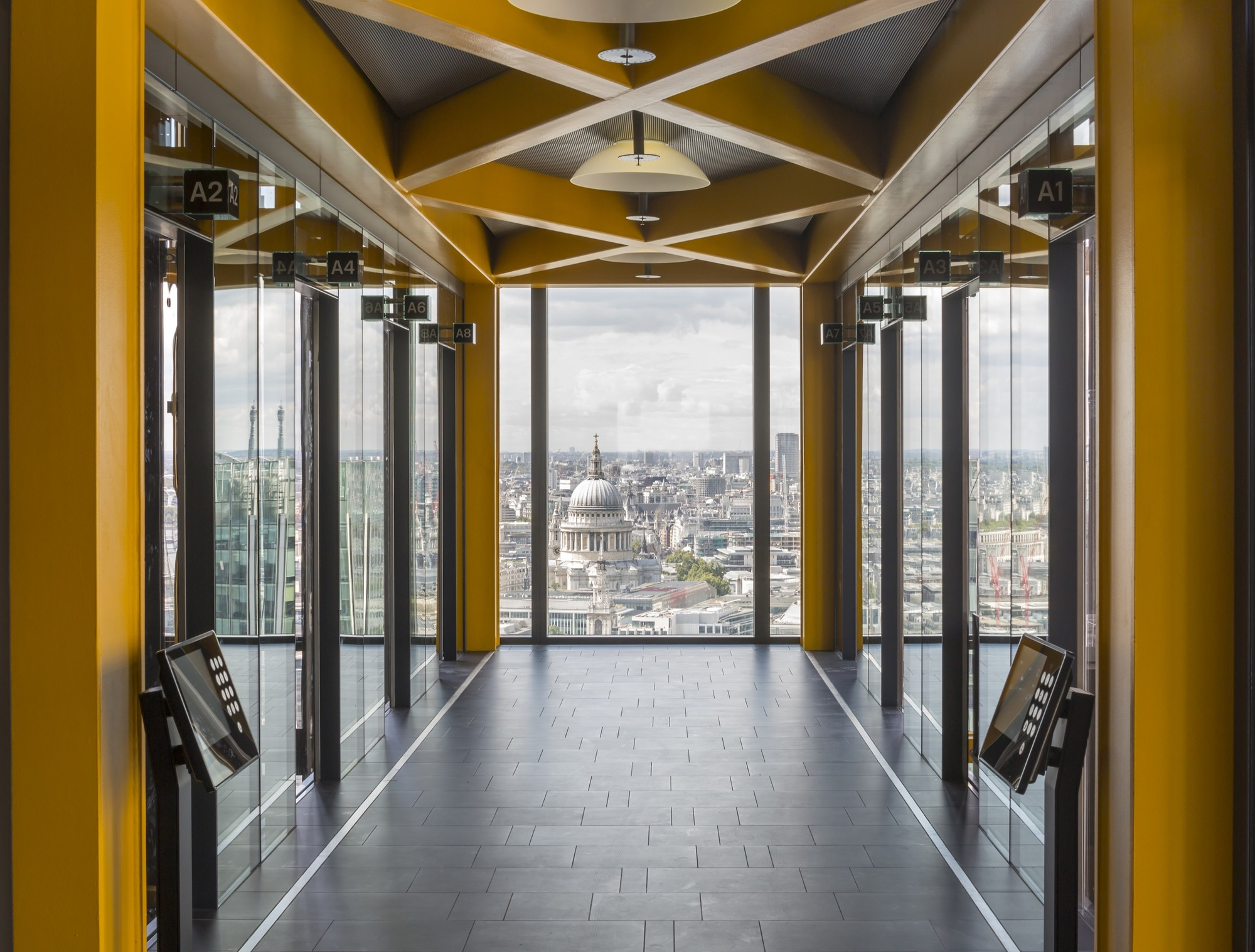 Gallery Of The Leadenhall Building Rogers Stirk Harbour
