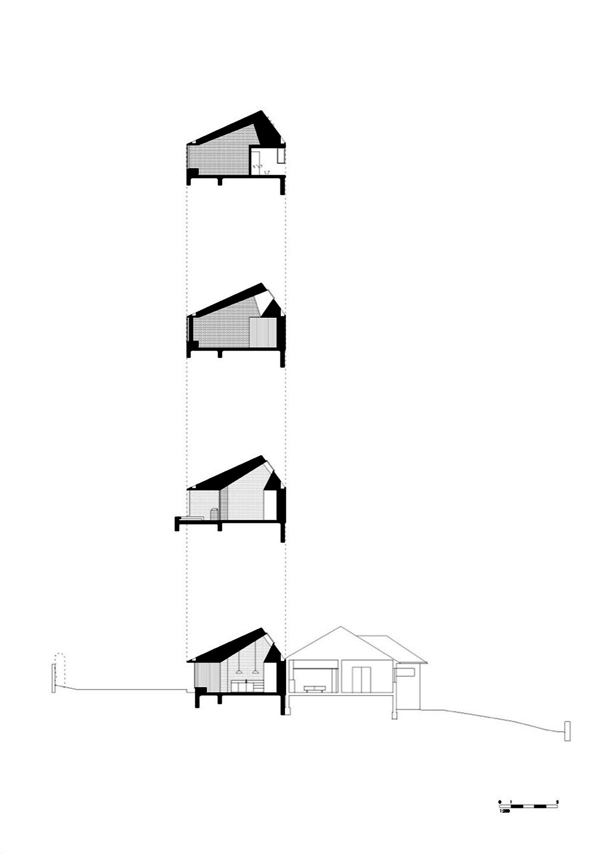 Gallery of Skylight House Andrew Burges Architects 22