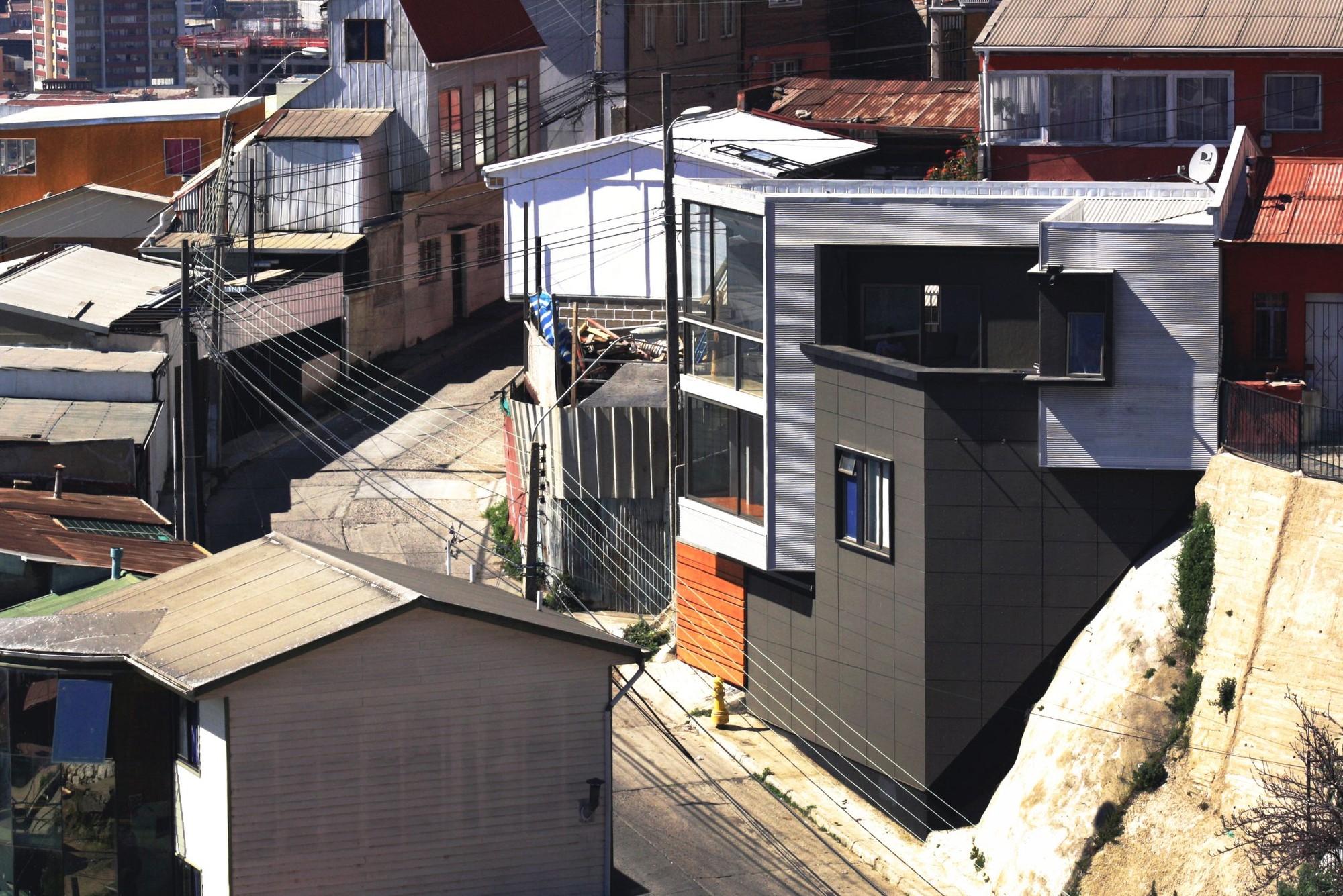 Galeria de casa monjas molo arquitectos 5 for Piani casa molo