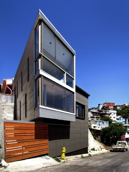 Casa Monjas / Molo Arquitectos, Cortesía de Molo Arquitectos