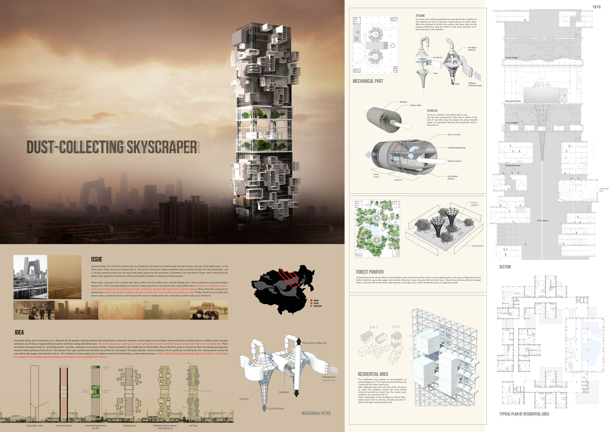 Ctbuh Announces Five Finalists In Its Student Competition Archdaily