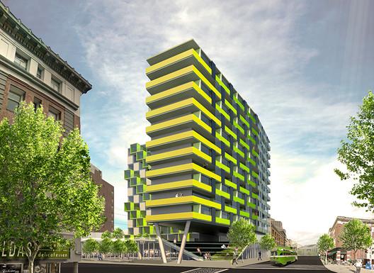 Architecture at Zero Citation Award: NZ + Beyond Net Zero Energy / Drew Adams, Joseph Yau and Mark Alocilja. Image Courtesy of Architecture at Zero