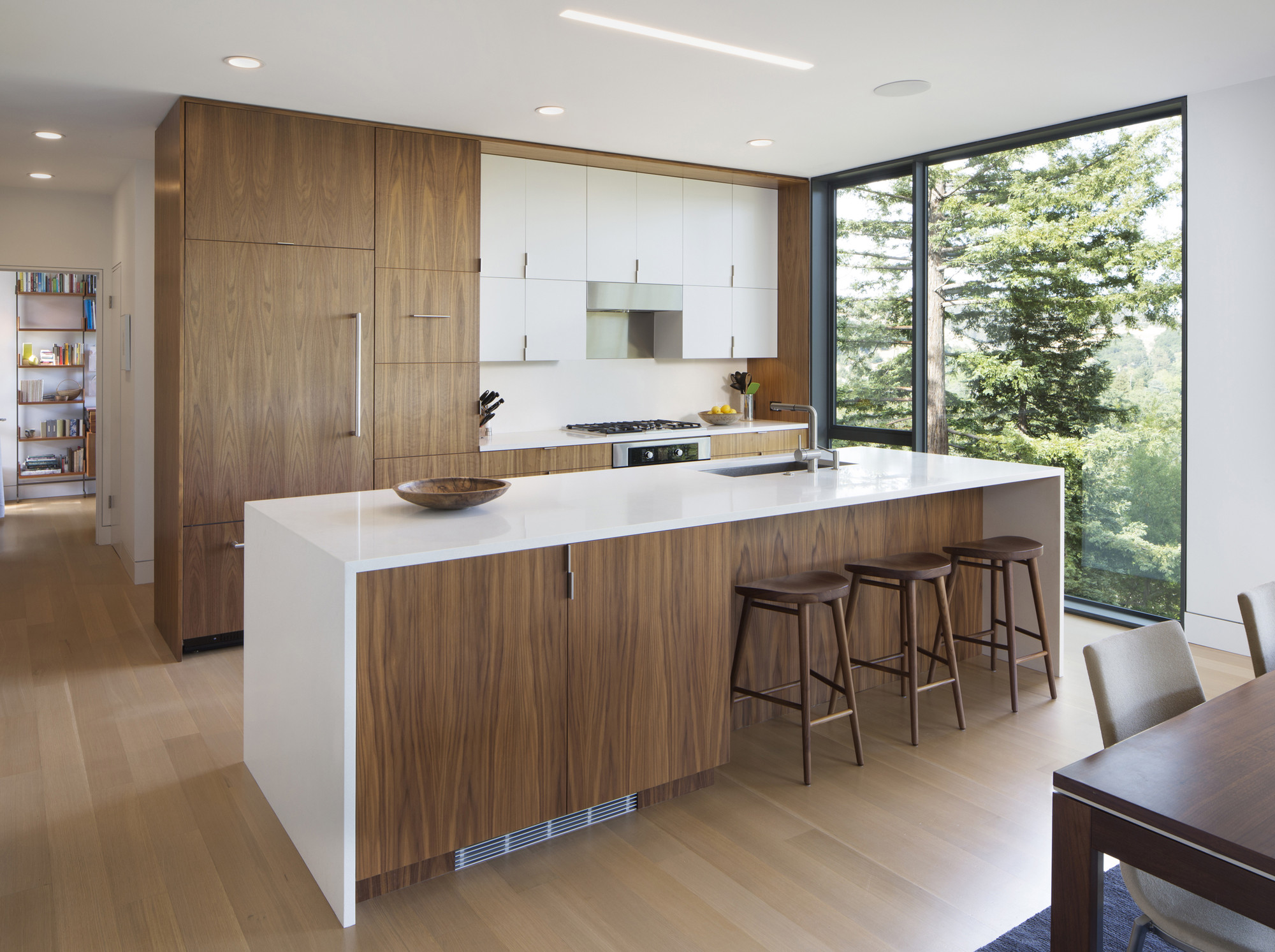 Gallery of hillside house shands studio 8 for Kitchen designs 3m x 4m