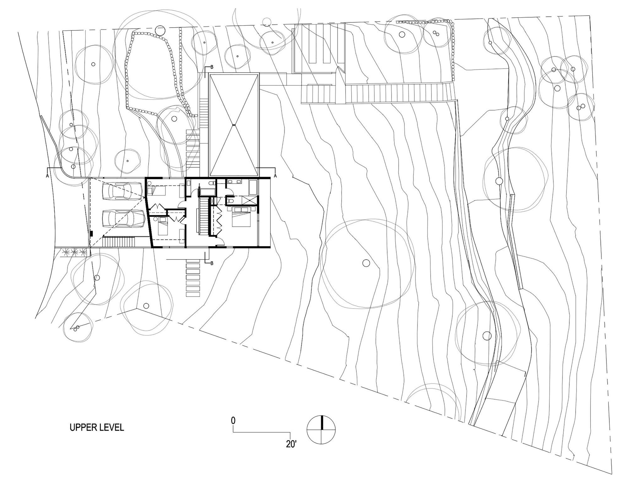 Gallery of Hillside House Shands Studio 16 – Hillside Home Floor Plans