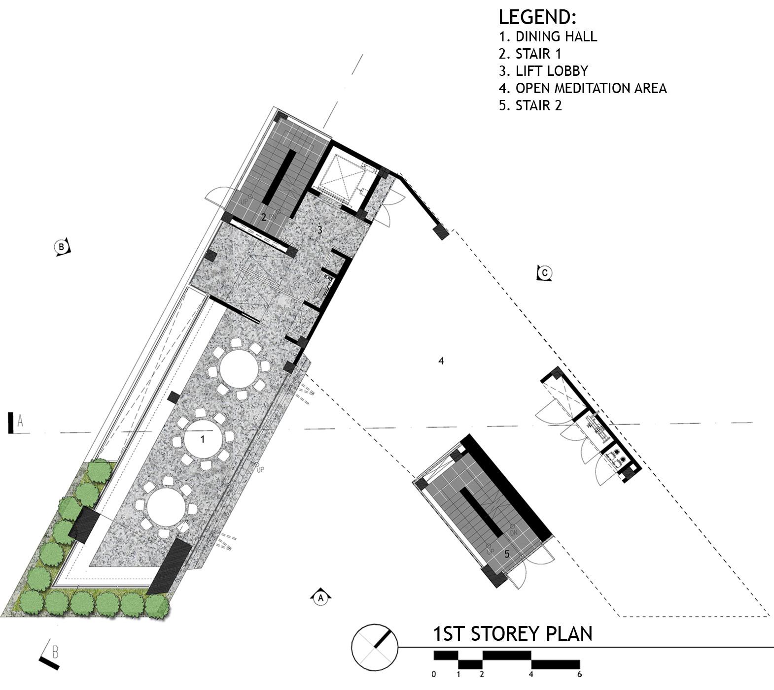 Elegant First Floor Plan