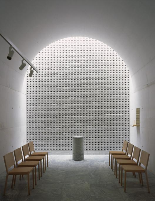 Nuevo crematorio en el cementerio Woodland / Johan Celsing Arkitektkontor, © Ioana Marinescu