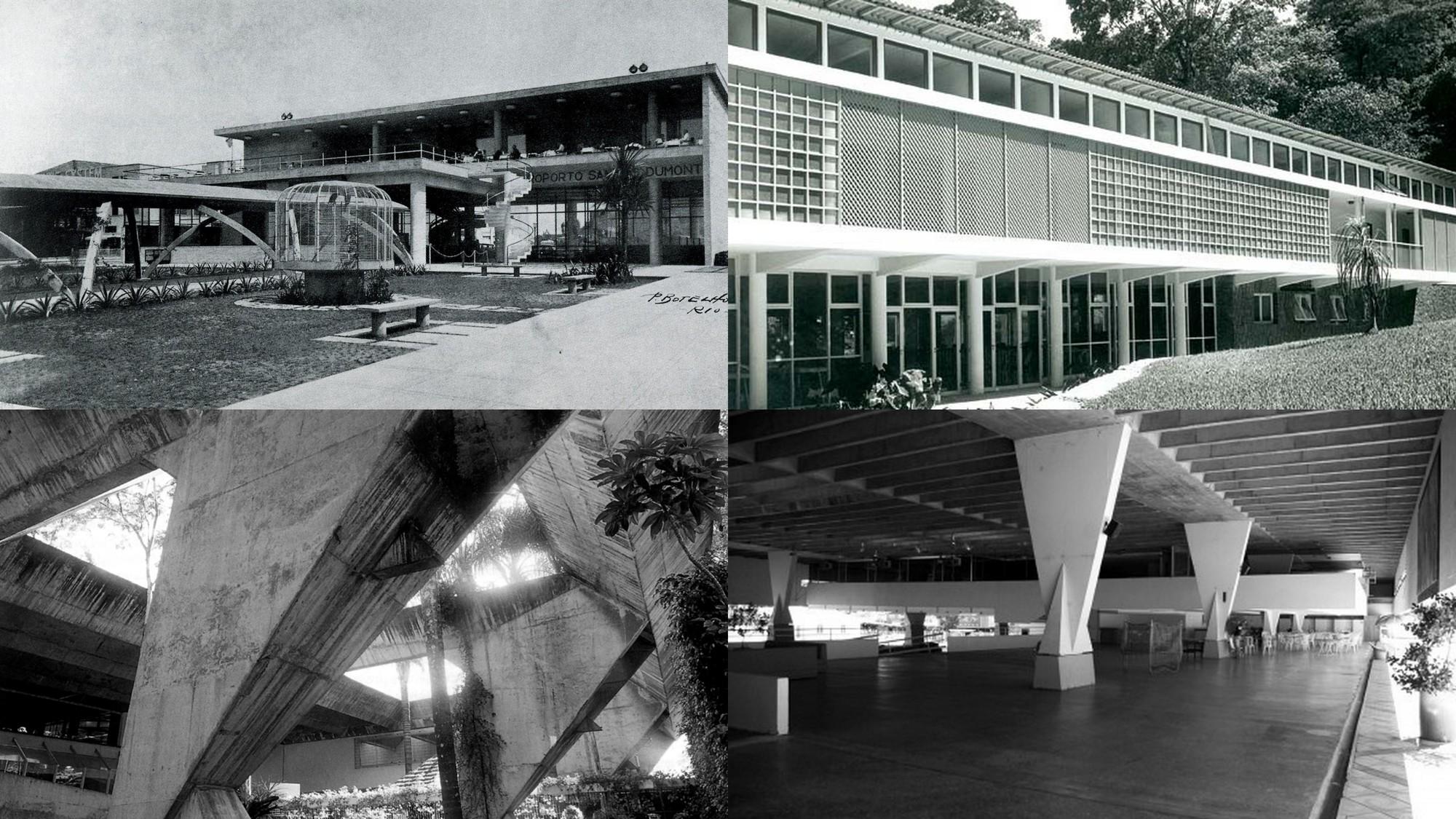 Clássicos da Arquitetura: Quatro edifícios para esporte e lazer