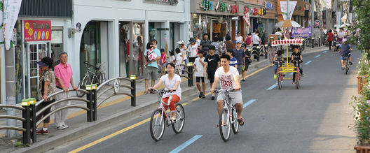 Bairro de Haenggung-dong, Suwon. Fonte da imagem: ITDP