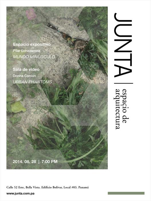 Inauguración JUNTA I espacio de arquitectura / Ciudad de Panamá