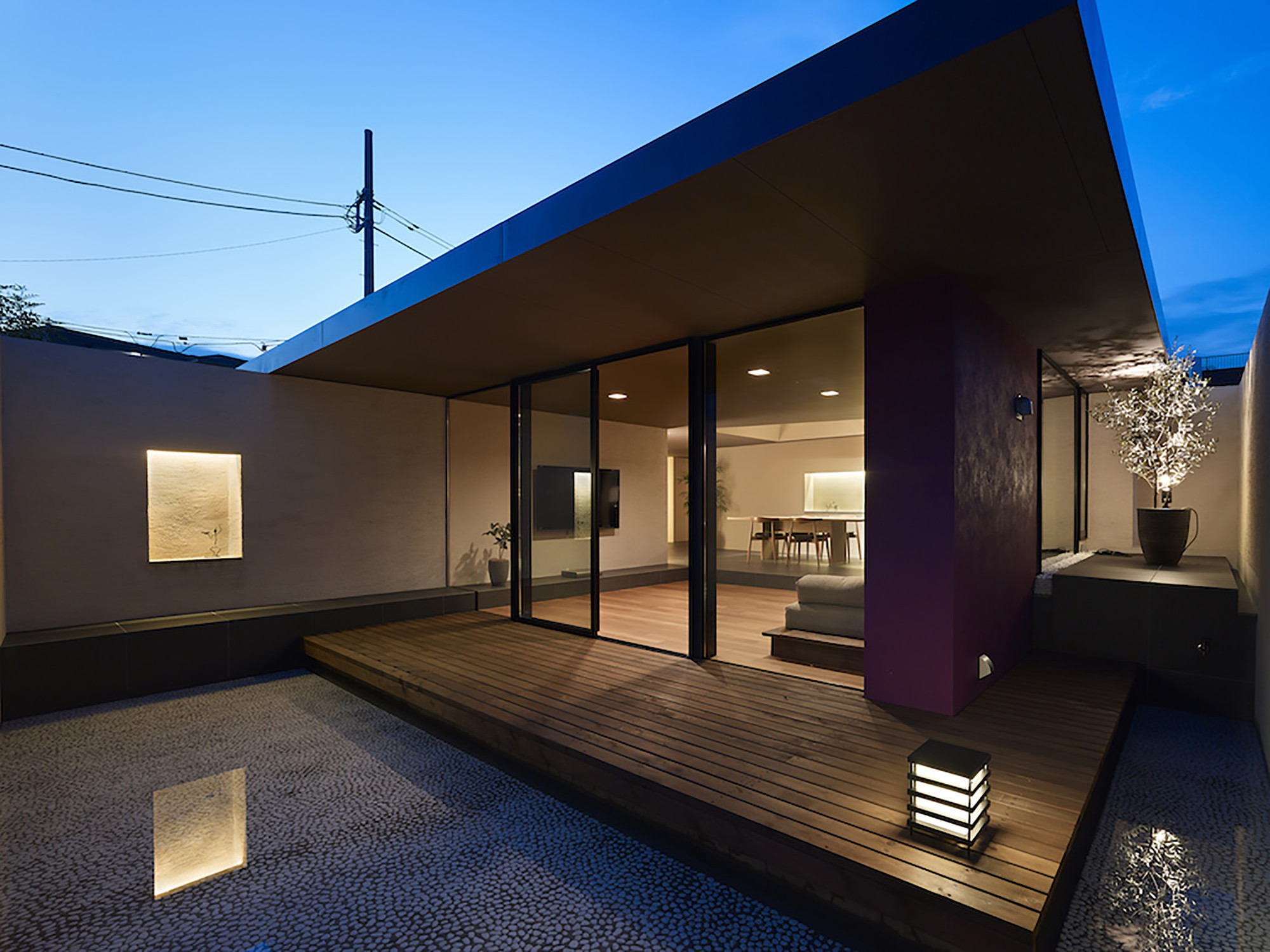 Casa Akatsuka / MDS, © Toshiyuki Yano